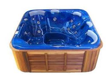 Ramassage de bains tourbillon