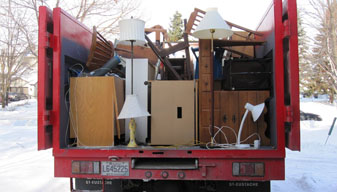 junk-removal - Garbage Removal Services offered across Montreal